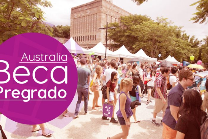 Australia: Becas Para Pregrado en Diversos Temas University of Queensland